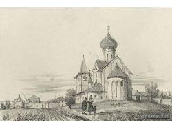 Рисунки на тему деревня 2