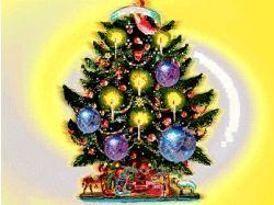 Электронные открытки новогодние 1
