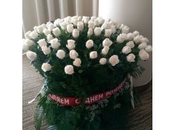 Фото больших букетов цветов 4