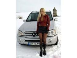 Фото девушки с парнем зимой 7