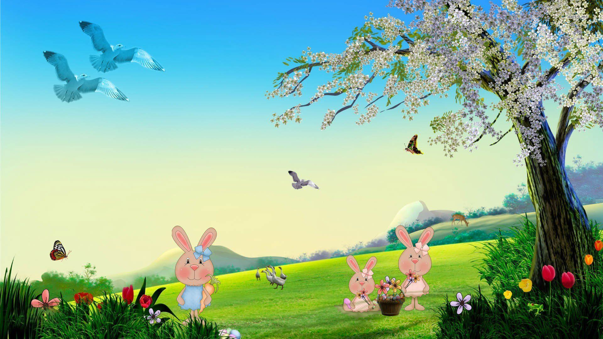 Bunny Wallpapers Bunny Backgrounds Bunny Images  Page 3
