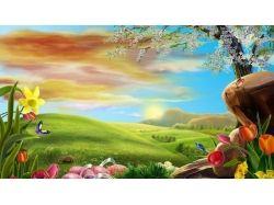 Рисунки и картинки о весне 2