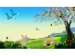 Рисунки и картинки о весне 6