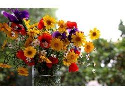 Картинки ваза и цветы 2