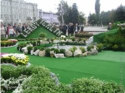 Город сад фото