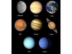 Планеты солнечной системы картинки для детей 3