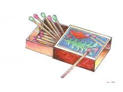 Картинки о пожаре 4