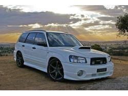 Subaru forester фото 4