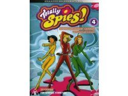 Мультики шпионки 4