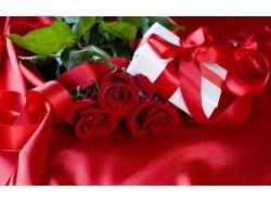 Картинки букет красных роз 1