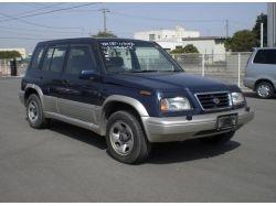Suzuki escudo тюнинг фото 5