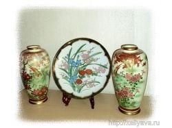 японские вазы фото 5