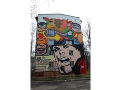 Рисунки граффити карандашом 7