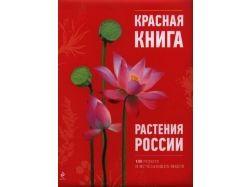 Растения россии красная книга 1