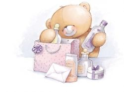 Картинки подарки на день рождения