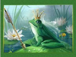 Царевна лягушка картинки