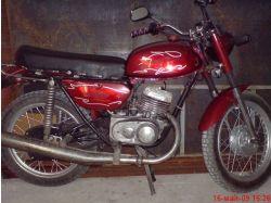 Мотоцикл минск тюнинг
