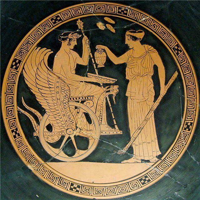 Древнегреческая религия и мифология