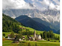 Самые красивые горы в мире фото