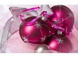Новогодние картинки шарики