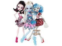 Картинки кукол monster high