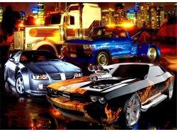 Крутые картинки машин