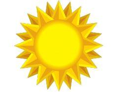 Картинки для детей солнышко
