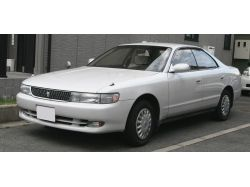 Toyota chaser фото