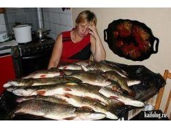 Рыбацкие приколы фото