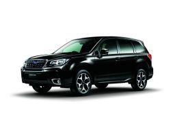 Subaru forester картинки