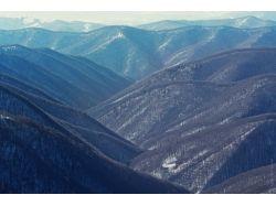 Карпаты зимой фото