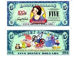 Распечатать игрушечные деньги