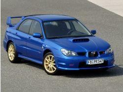 Subaru impreza wrx sti картинки