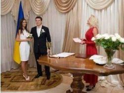 Свадебные фото януковича
