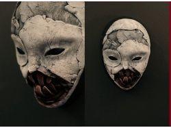 Страшные маски фото