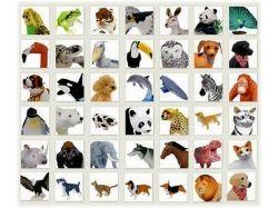 Скачать картинки животных для детей