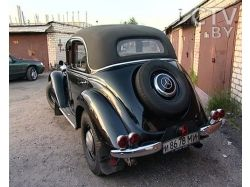 Ретро автомобили в беларуси