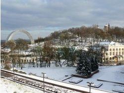 Киев фото зимой