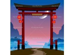 Китайские ворота