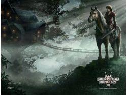 Рисунки на рабочий стол лошади