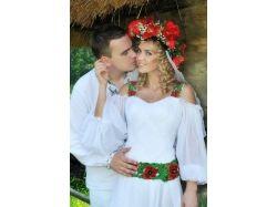 Украинская свадьба фото