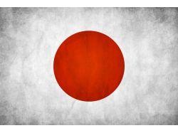 Фото флага японии