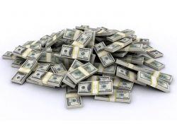 Фото денег много