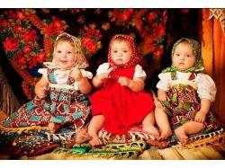 Малыши в костюмах фото