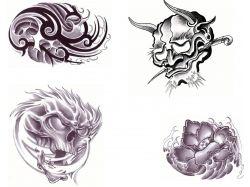 Сделать татуировку на фото онлайн