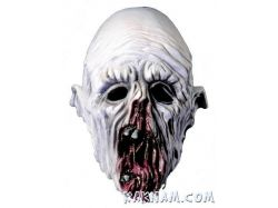 Страшная маска на хэллоуин