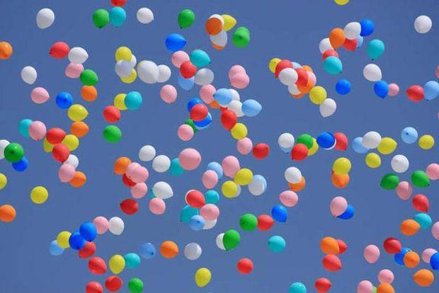Анимации, воздушные шары картинки анимация