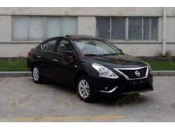 Nissan sunny фото