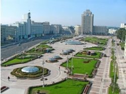 Картинки города минск