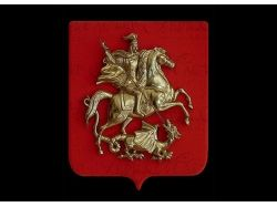 Фото герб москвы